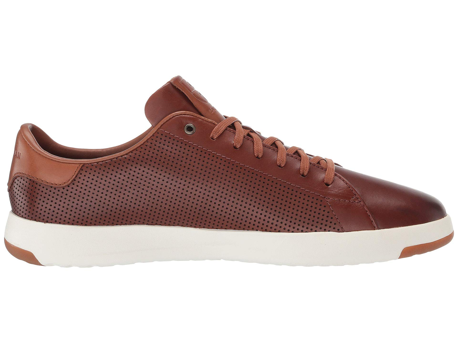 Cole Haan Mens Grandpro Tennis Sneaker 7 Woodbury Handstained Leather by Cole Haan (Image #8)