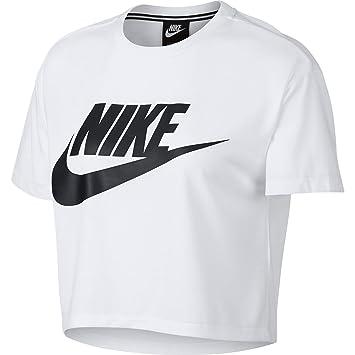10f32813d7ab Nike NSW Essntl Top Crop W SS t-Shirt