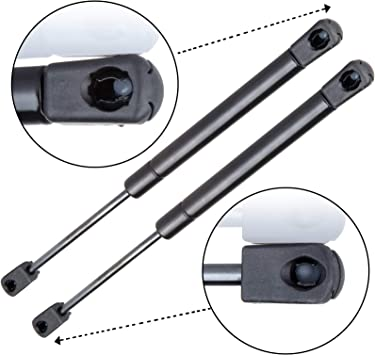 AUTOMUTO 4066 SG430020 Lift Supports Gas Struts Shocks Springs Replacement Fit for 1997-2013 Chevrolet Corvette Rear Trunk 052616-5227-1657157621