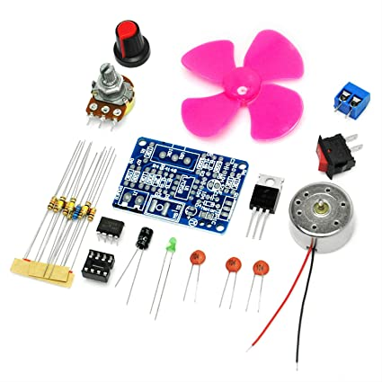 Gikfun LM358 DC Motor Speed Controller Speed Regulator Module DIY