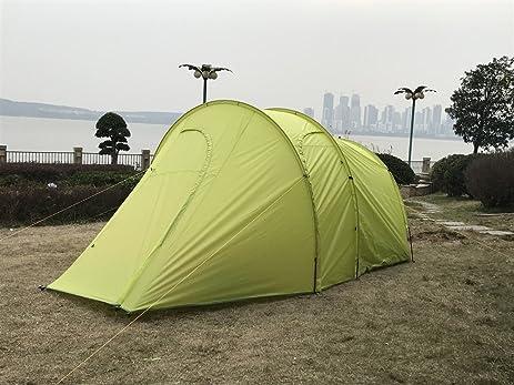 Waterproof Motorcycle Storage Tent Cover 2 Person C&ing Tent & Amazon.com : Waterproof Motorcycle Storage Tent Cover 2 Person ...