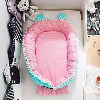 Portable Baby Travel Stubenwagen für Bett Co-Sleeping Krippen & Wiegen Liegekissen mit Baumwolle Cover/tragbar/Abnehmbare von Discovery