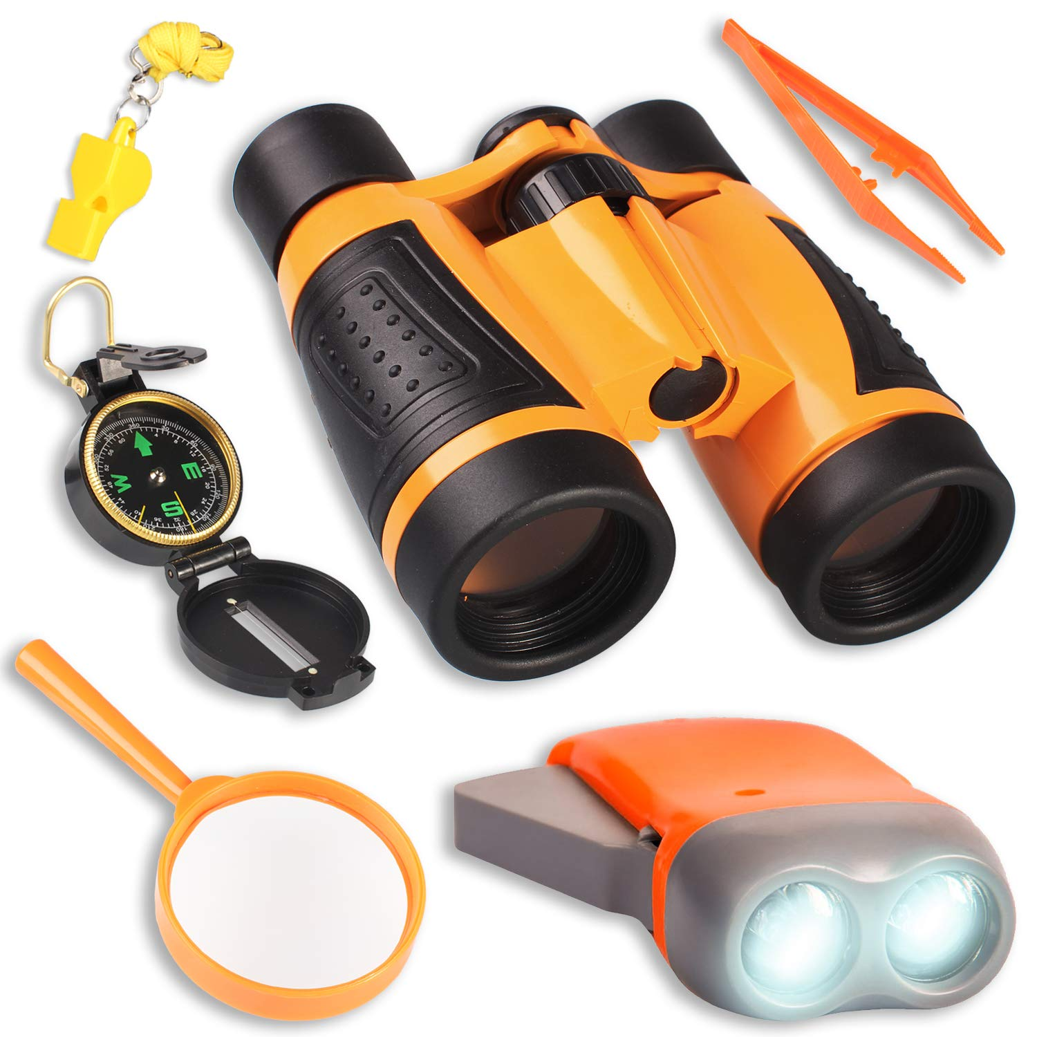 Perfect explorer set for kids