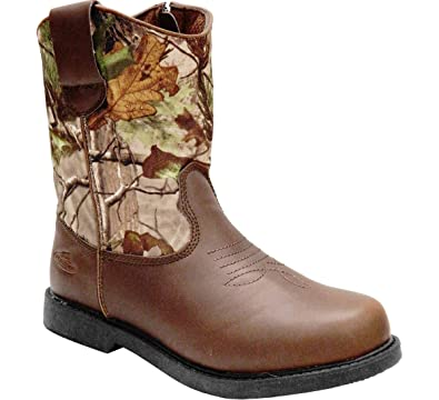 amazon com boys duckhead dustin jr boot boots