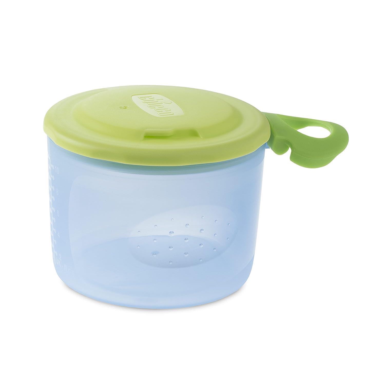 Chicco 00007658000000 Beh/älter f/ür Babynahrung System 6m plus mehrfarbig mit Flexiblem Zum Verbinden und Kombinieren Der Beh/ältnisse