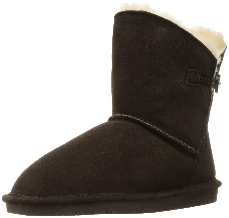 BEARPAW Women's Rosie Winter Boot B00IXANJSE 8 B(M) US|Chocolate
