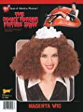 Perruque Magenta (The Rocky Horror Picture Show) - Taille Unique