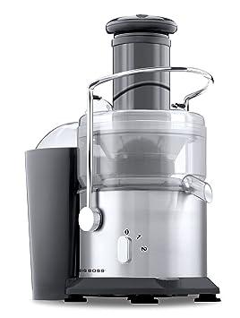 Big Boss 800-watt serie profesional exprimidor 2 velocidad boca ancha zumo de frutas &