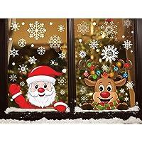 Heekpek Sneeuwvlokken, raamdecoratie, raamdecoratie, voor Kerstmis, winterdecoratie, deuren, etalages, vitrines…
