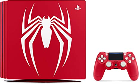 Playstation 4 Pro 2TB SSD Limited Edition Consola – Marvels Spider-Man Bundle mejorado con unidad de estado sólido rápido: Sony Interactive Entertainment LLC: Amazon.es: Electrónica