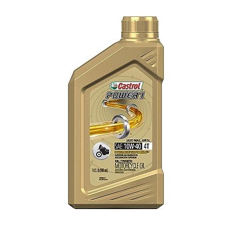 Amazon.com: Castrol 06112, aceite sintético para ...