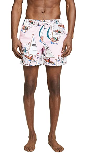 Amazon.com: Bather - Bañador para hombre, color rosa, XL ...