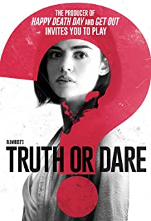 Book Cover: Blumhouse's Truth or Dare