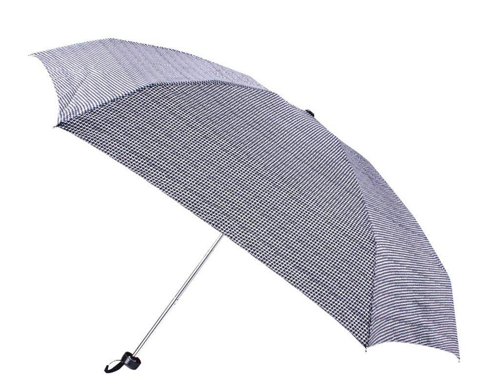 Amazon.com: Katoot@ Cute Bear Mini 5 Fold Manual Rain Sun Umbrella For Kids And Women Pocket Plegable Paraguas Infantiles And Mujer Parapluie Femme (Blue): ...