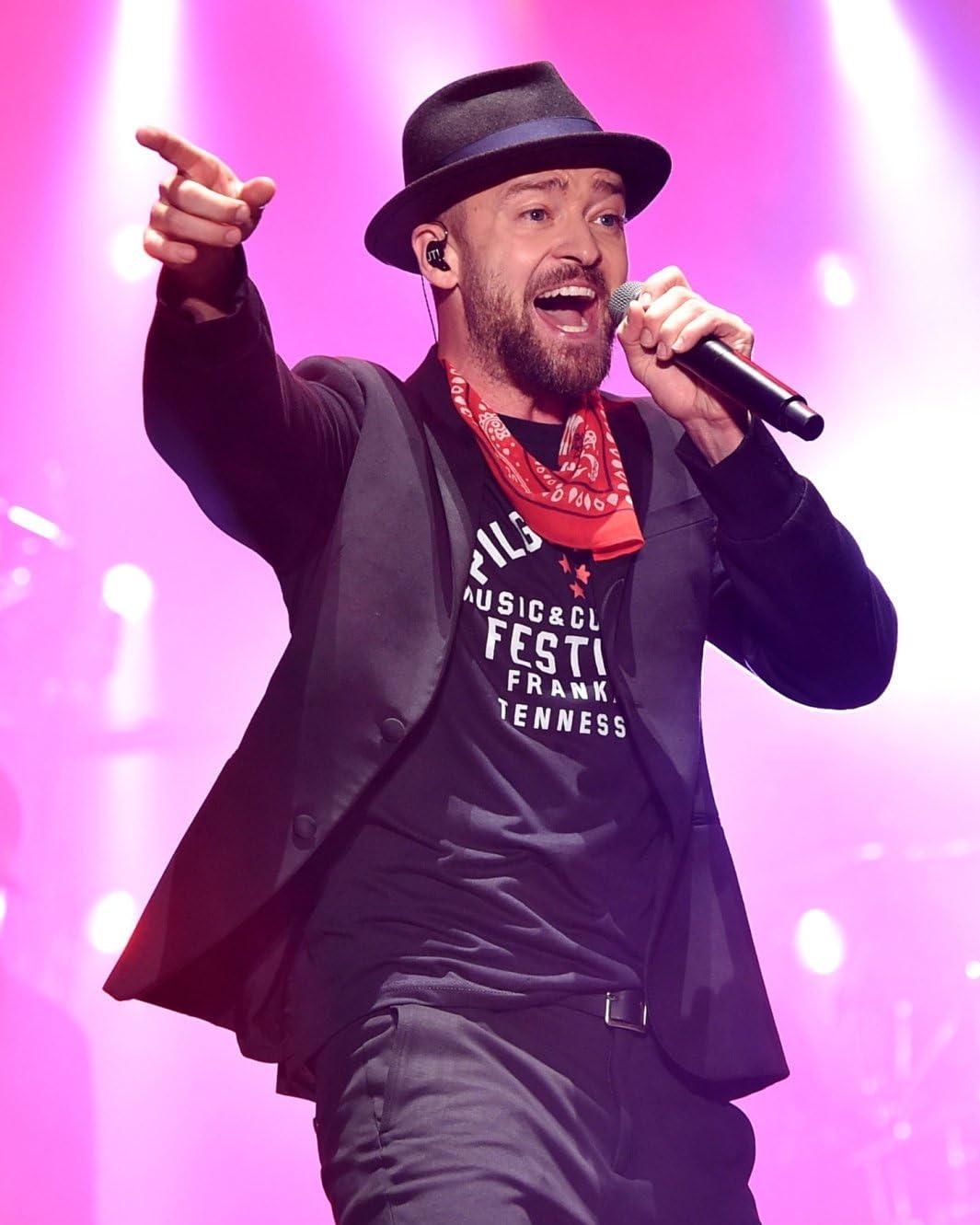 8x10 GLOSSY Photo Picture IMAGE #7 Justin Timberlake//NSYNC 8 x 10