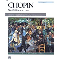 Complete Waltzes for the Piano