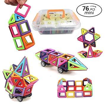blocs de construction magn tique jeux de construction magn tique no l cadeau mini jeux. Black Bedroom Furniture Sets. Home Design Ideas