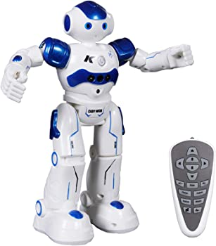 SGILE Programmable Intelligent Walk Sing Dance RC Robot Toy