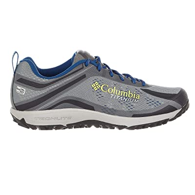 Columbia Conspiracy III Titanium Outdry Trail Running Shoes - Mens | Shoes