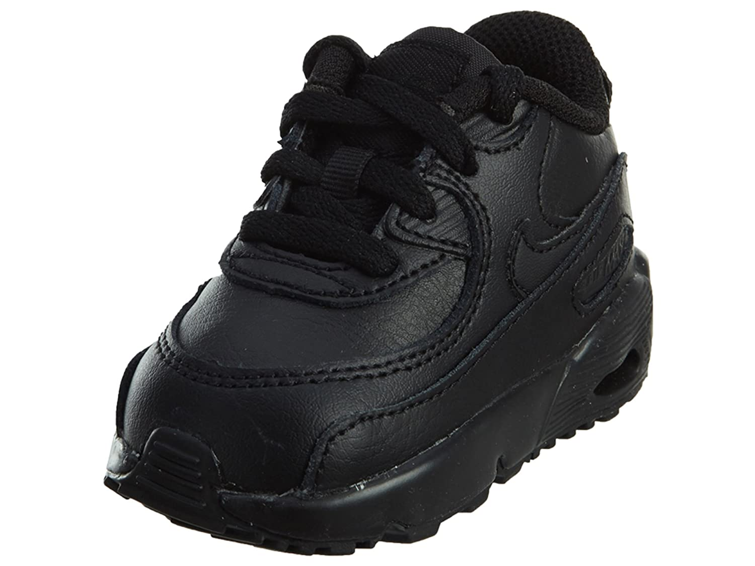 Nike Air Max 90 Leather (TD) Toddler Shoe - Footwear f2064bfb9a5fd