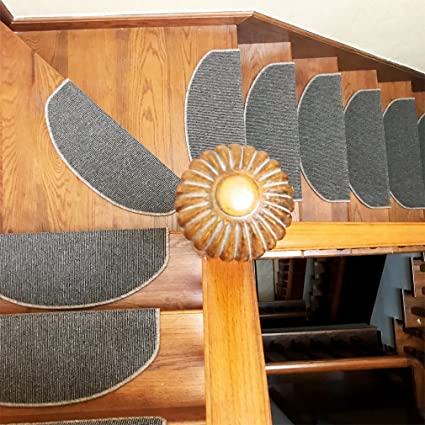 Comme Rug Non Slip Bullnose Carpet Stair Treads Stair Rugs Step Treads Stair  Pads Stair Covers