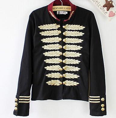 BrandAutumn Paace Tye K ONO Jacket Army Jacket Chaqueta Etnica Mujer