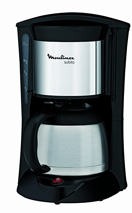 Moulinex Subito FT1105, Negro, Acero inoxidable, 1000 W, 220 ...
