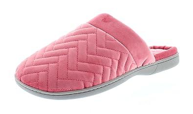 e0a613a555d Gold Toe Alaine Womens Memory Foam Slippers