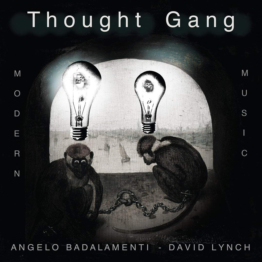 Thought Gang by Sacred Bones Records