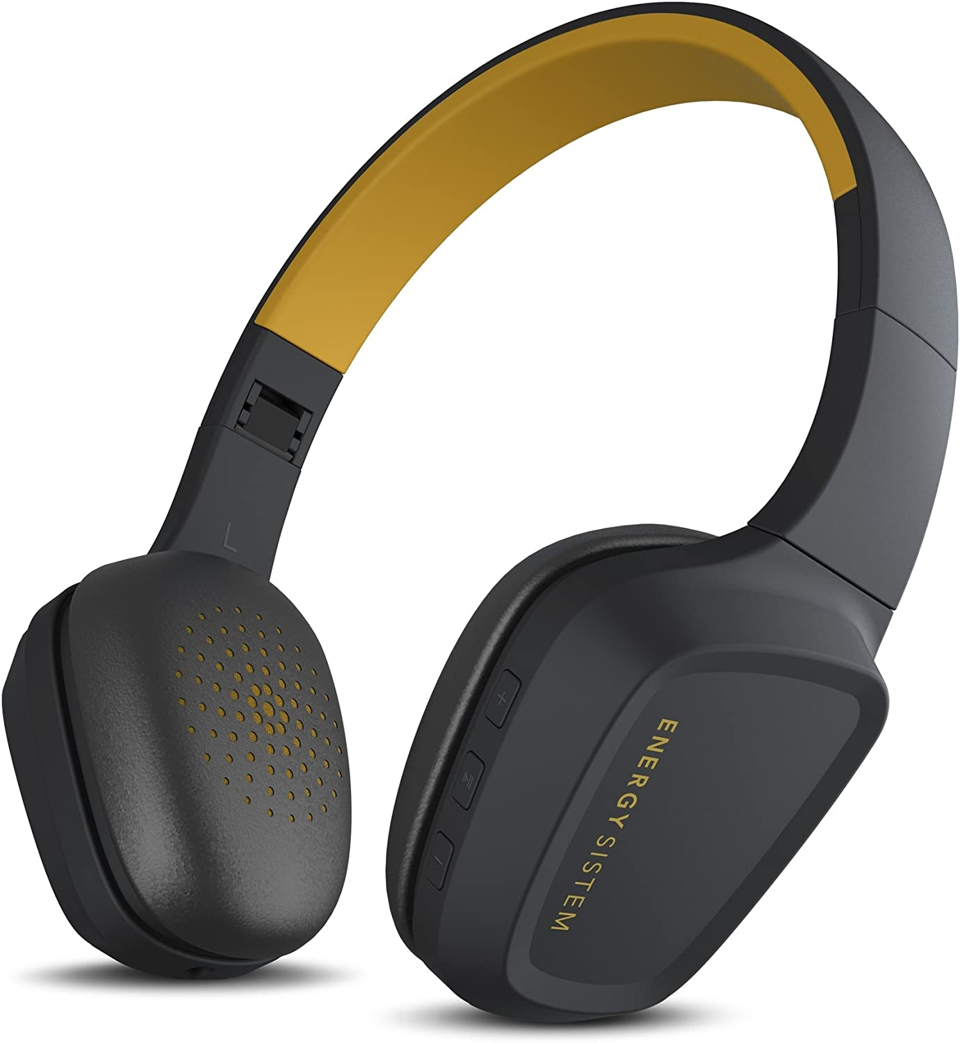 Energy Sistem Headphones 3 Bluetooth (Buetooth 4.1, Control de ...