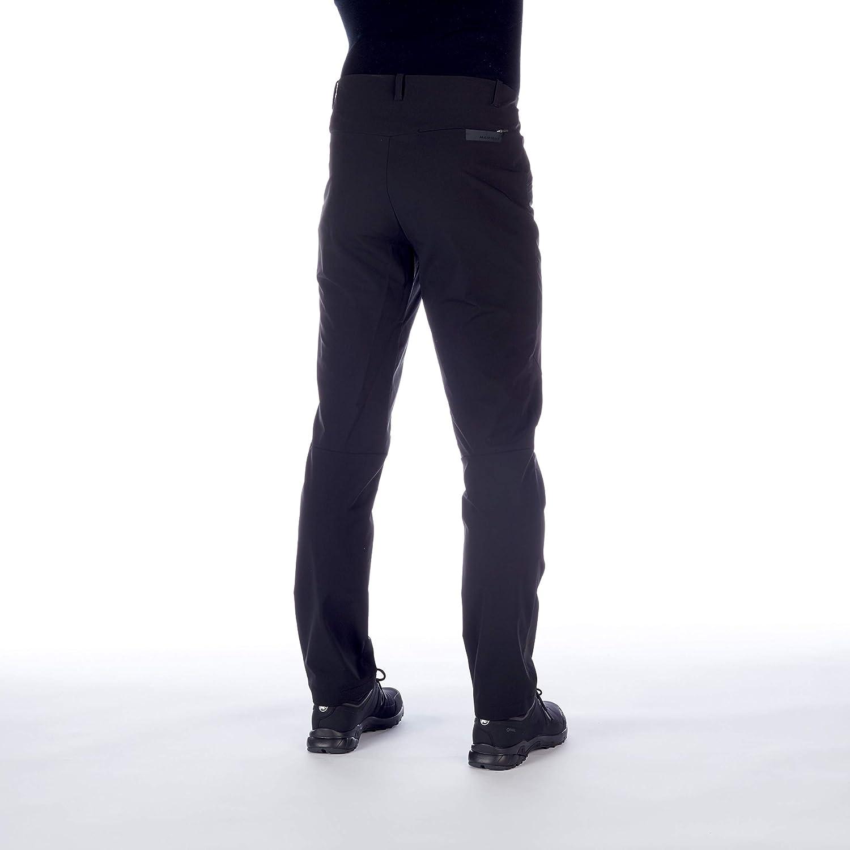 Mens Black US 34//Short 1021-00210-0001-50-20 Mammut Macun SO Pants