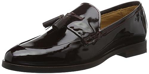 GANT Footwear Nicole, Mocasines para Mujer, Burdeos, 42 EU: Amazon.es: Zapatos y complementos