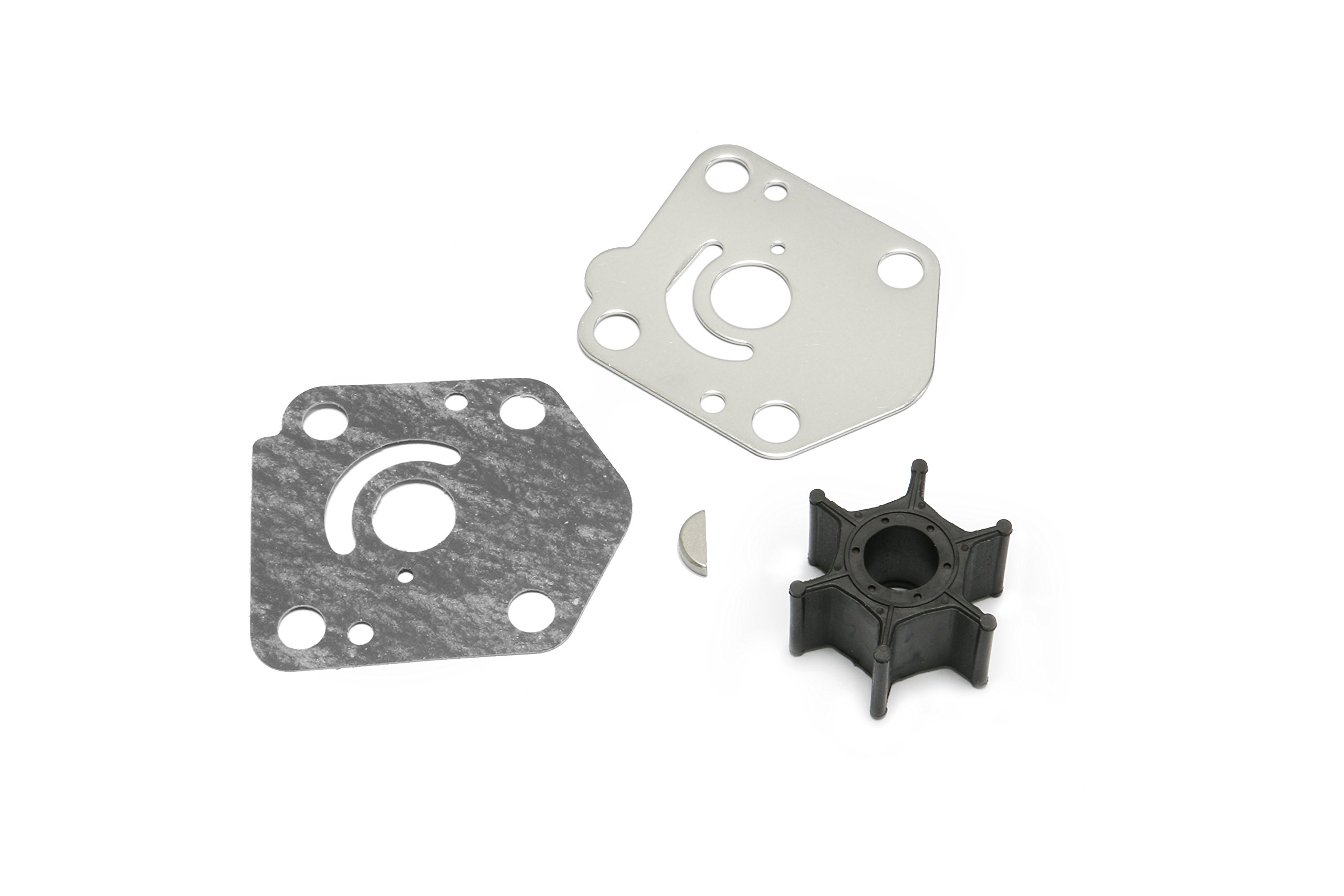 Createshao Outboard Water Pump Impeller for Suzuki Boat Engine Repair Kit 18-3256 17400-93951 DF9.9 DF15 DT9.9 DT15 9.9HP 15HP