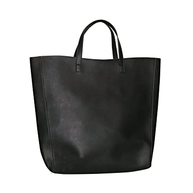 Amazon.com | Buxton Womens Simplicity Oversized Tote Handbag ...