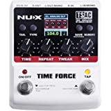 Beaspire NUX Time Force Multi Modulation Digital Delay Effects Guitar Effect Pedal True By Pass Musical Instrument Parts for Electronic Guitar and Bass