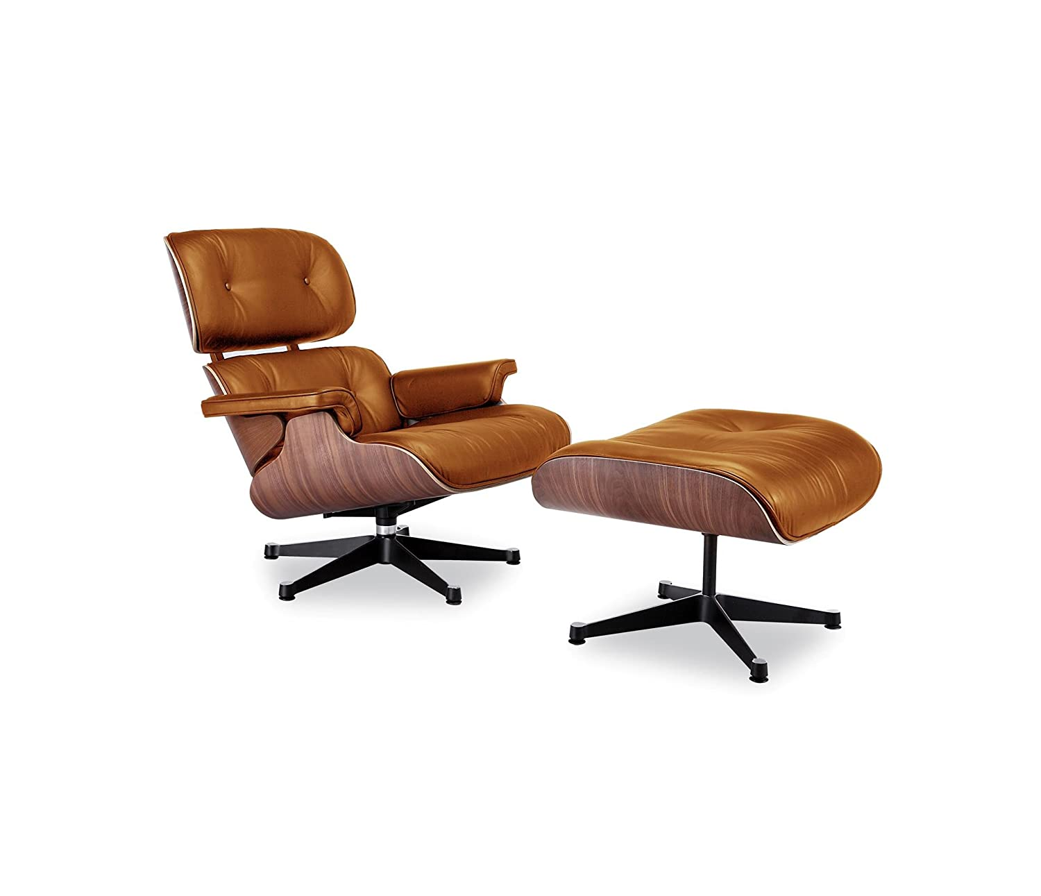 chairs lounge living within eames main and reach chair ottoman design pd