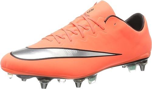 Nike Mercurial Vapor X SG PRO, Scarpe da Calcio Uomo