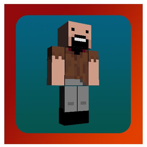 Skin Stealer 3D for Minecraft