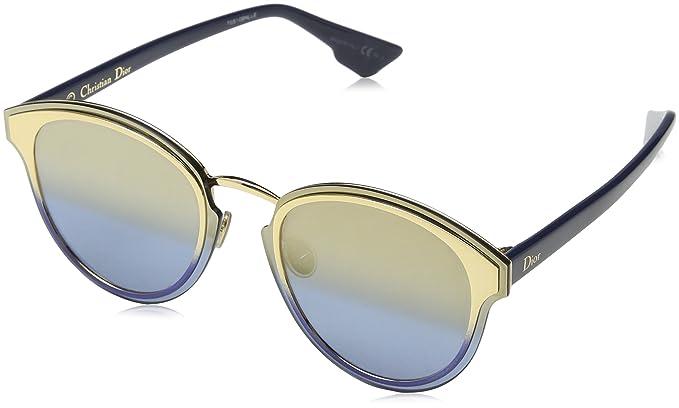 aa5d322294e Amazon.com  Dior Women CD DIORNIGHTFALL 65 Gold Pink Sunglasses 65mm ...