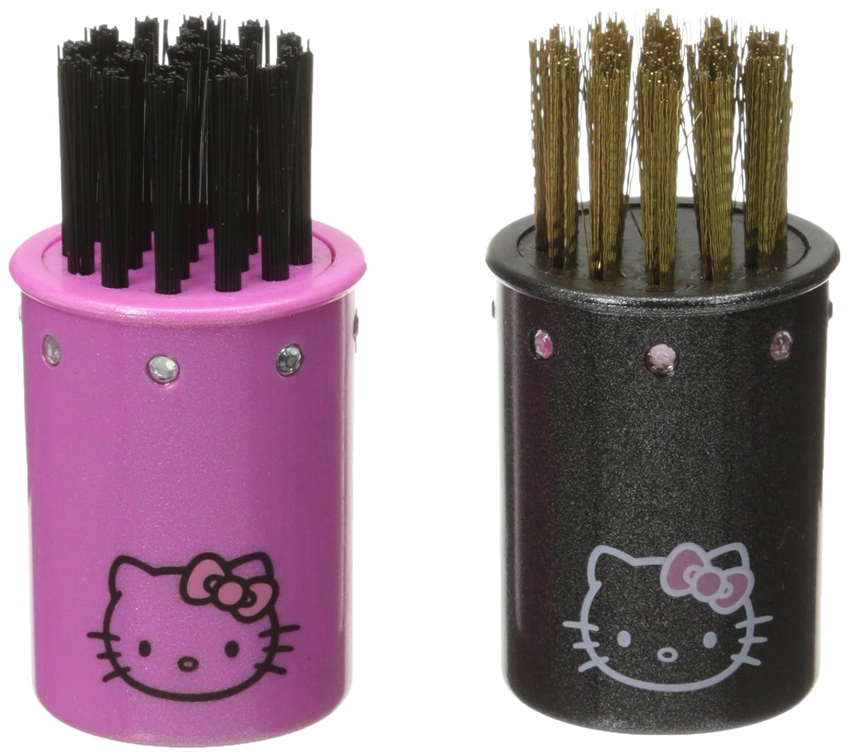 Williams Sports Holdings HKC-CLEAN.BRUSH Hello Kitty Diva - Cleaning Brush Set   B006H5RHU8