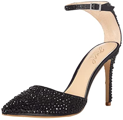 0e01315690e Amazon.com  Badgley Mischka Women s Jimena Pump  Shoes
