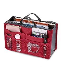 Aulei , Organizer borsa Donna Rosso rosso
