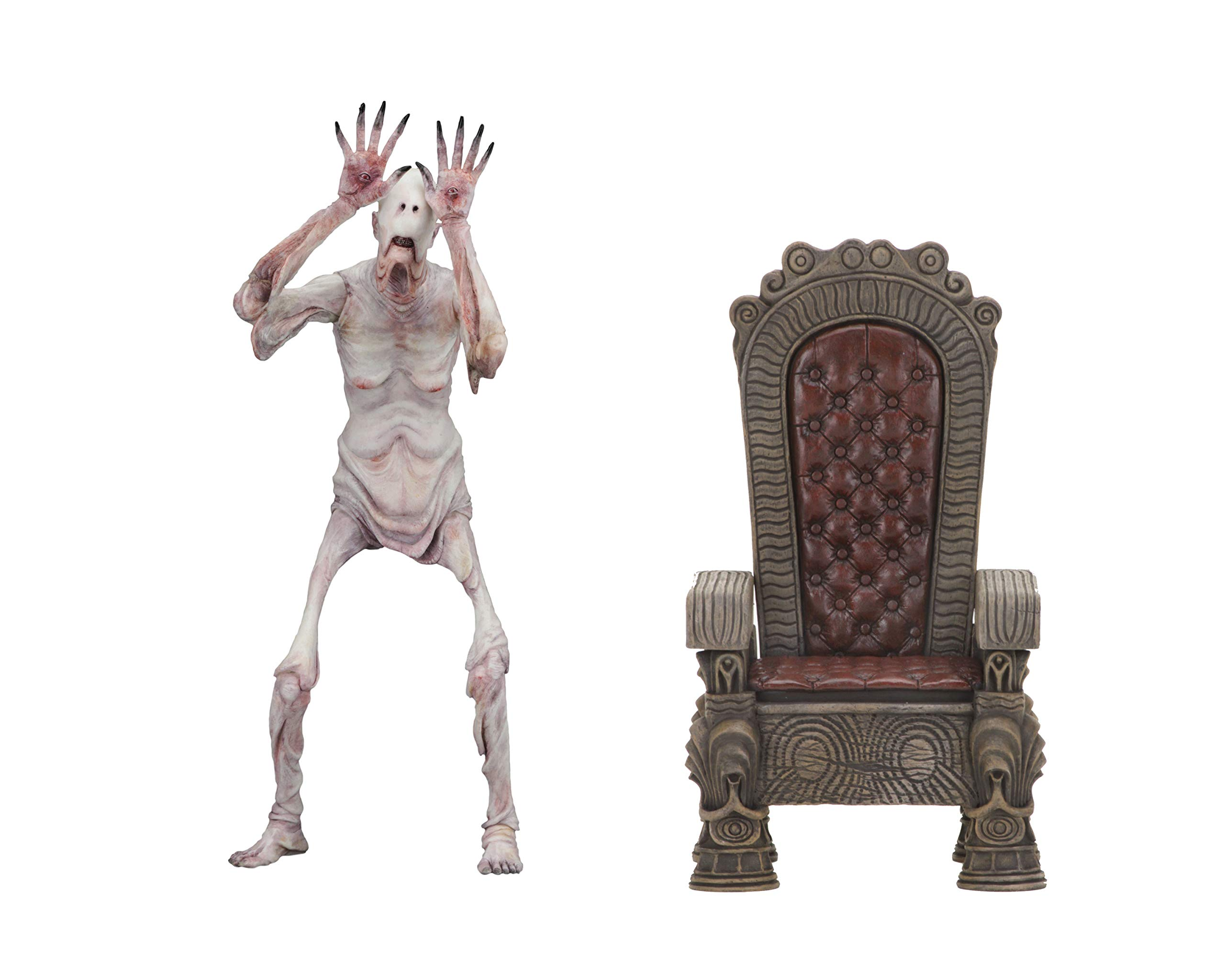 NECA - Guillermo Del Toro Signature Collection - 7'' Scale Action Figure - Pale Man (Pan's Labyrinth)