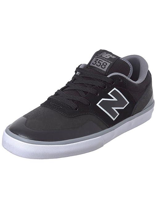 Zapatos New Balance Numeric Arto Saari Arto Saari 358 Signature Model Gris-Negro (Eu 42 / Us 8.5 , Negro)
