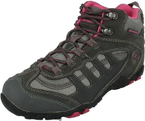 Hi-Tec Penrith Mid WP Womens, Botas de Senderismo para Mujer: Amazon.es: Zapatos y complementos