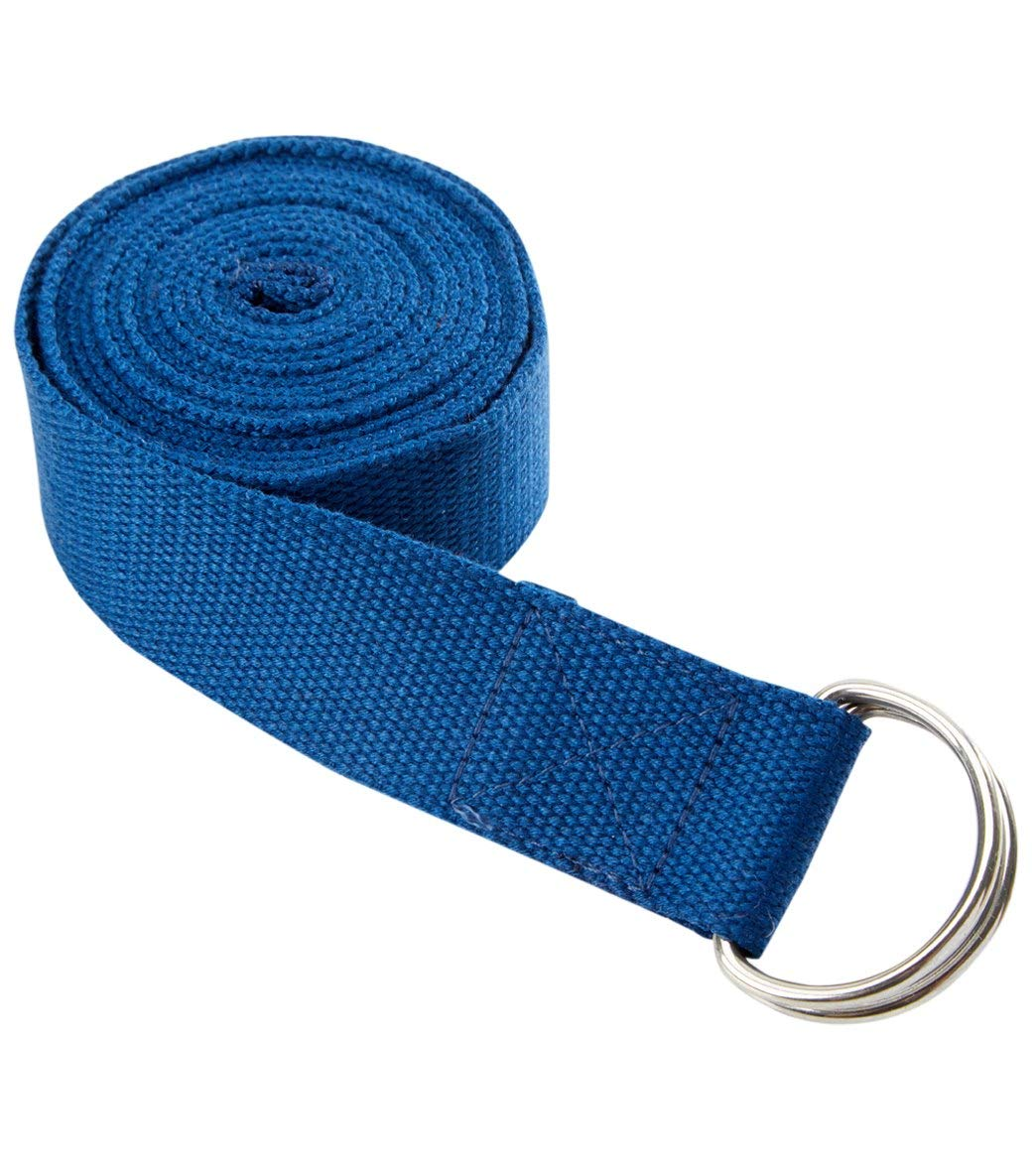 Sporti Studio Yoga Strap D-Ring