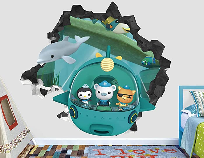 The Best Octonauts Bedroom Decor