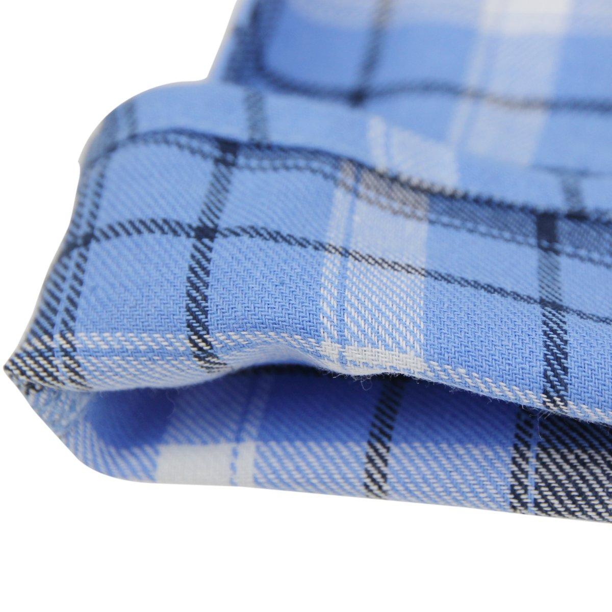 Bebone Kids Plaid Long Sleeve Flannel Shirt