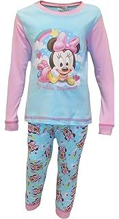 Disney Minnie Mouse Bow Baby Girls Pyjamas  Amazon.co.uk  Clothing 2a7e46d09