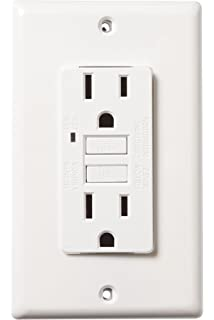 Legrand Pass Seymour 1597wccd12 Gfci Outlet 15 Amp White